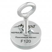 Односторонни поисковый магнит Непра F-120
