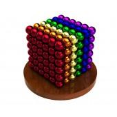 НеоКуб 6мм (разноцветный 6 цветов), 216 элементов