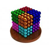НеоКуб 6мм (разноцветный 8 цветов), 216 элементов