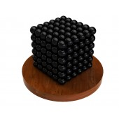 НеоКуб 5мм (черный), 216 элементов