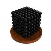НеоКуб 6мм (черный), 216 элементов