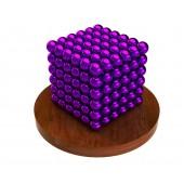 НеоКуб 5 мм (фиолетовый), 216 элементов