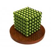 НеоКуб 5мм (оливковый), 216 элементов