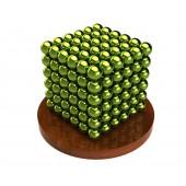 НеоКуб 6мм (оливковый), 216 элементов