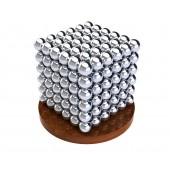 НеоКуб 7мм (серебряный), 216 элементов