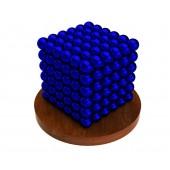 НеоКуб 6мм (синий), 216 элементов