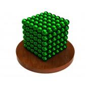НеоКуб 5мм (зеленый), 216 элементов